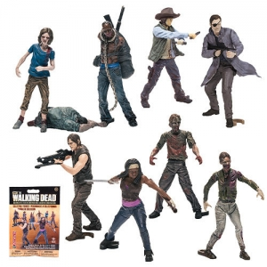 The Walking Dead Blind Bag figures