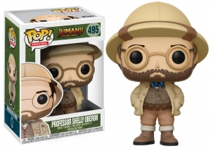 Pop! Movies: Jumanji: Welcome to the Jungle - Professor Shelly Oberon