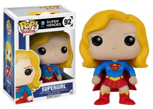 Pop! Heroes: Supergirl