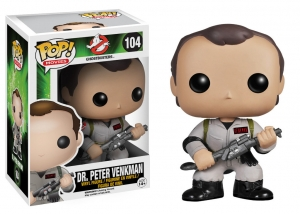 Dr. Peter Venkman Ghostbusters