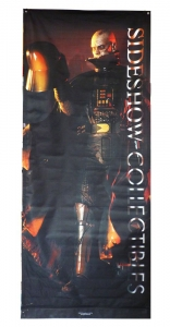 Darth Vade Star Wars baner 63,5x152,4cm