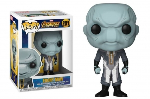 Pop! Marvel: Avengers: Infinity War -Ebony Maw