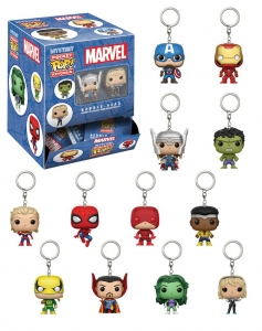 POCKET POP! KEYCHAIN BLIND BAG: MARVEL brelok