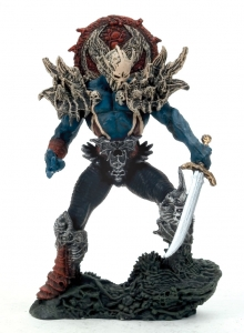 Spawn The Black Knight Mini Trading Figures