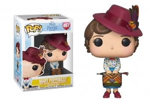 Funko Pop Disney: Mary Poppins Returns - Mary with bag