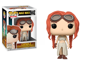 Pop! Movies: Mad Max Fury Road - Capable