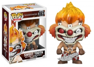 Pop! Games: Twisted Metal - Sweet Tooth
