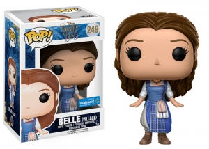 Pop! Disney Beauty and the Beast (2017) Vinyl Figure Belle (Village) exclusive