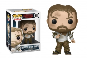 Pop! Television: Stranger Things - Hopper (with Vines)