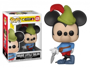 Pop Disney: Mickey's 90th Birthday - Brave Little Tailor