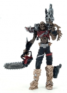 Zombie Spawn Mini Trading Figures