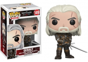 Geralt-The Witcher Wild Hunt Wiedźmin