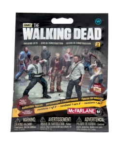 The Walking Dead Blind Bag figures series 2
