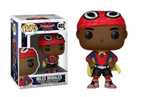 Pop Marvel: Animated Spider-Man - Miles (w/Cape)