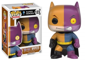 Pop! Heroes: Impopster - Two-Face Batman