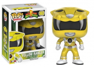 Yellow Ranger Power Rangers