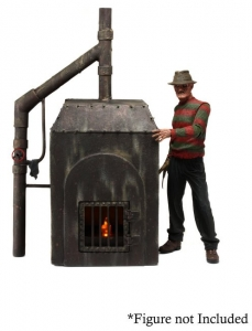 Nightmare on Elm Street – Diorama Element – Freddy's Furnace