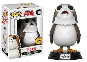 Pop! Star Wars: The Last Jedi - Porg CHASE