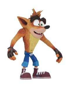"NECA Crash Bandicoot 7"" Scale Action Basic Figure"