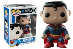 Pop! Heroes: Superman