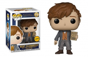 Pop Movies: Fantastic Beasts 2 - Newt Scamander POP! VINYL CHASE