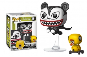 Pop Disney: Nightmare Before Christmas - Vampire Teddy (w/Undead Duck)