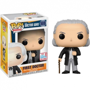 NYCC 2017 Doctor Who Pop! Vinyl Figure First Doctor