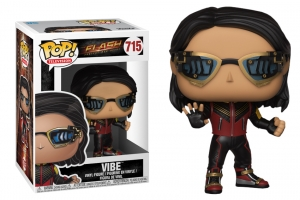 Pop TV: The Flash - Vibe POP TV