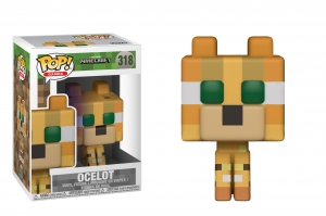 Pop! Games: Minecraft - Ocelot
