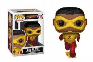 Pop TV: The Flash - Kid Flash