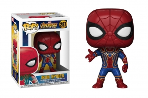 Pop! Marvel: Avengers: Infinity War -Iron Spider