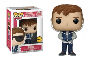 Pop! Movies - Baby Driver - Baby chase