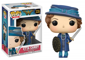 Pop! Heroes: DC - Wonder Woman - Etta Candy