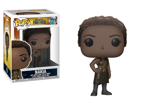 Pop! Marvel: Black Panther- Nakia