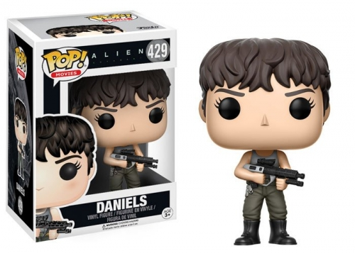 Daniels Alien: Covenant