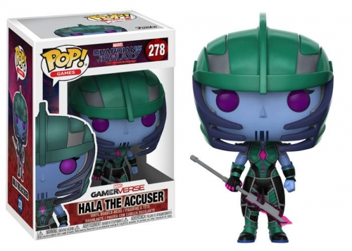 Pop! Marvel Games: Guardians of the Galaxy - The Telltale Series : Hala the Accuser