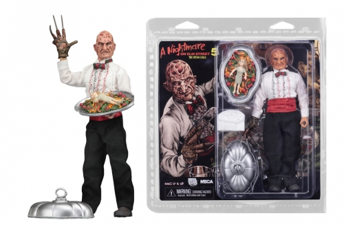 Nightmare on Elm Street – 8″ Clothed Figure – Part 5 Chef Freddy
