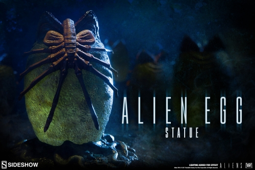 Alien Egg Statue by Sideshow Collectibles
