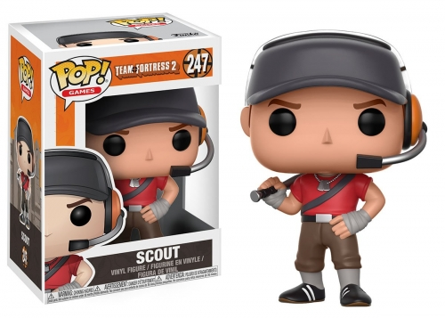 Pop! Games: Team Fortress 2 - Scout